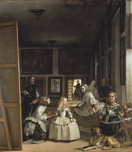 Las Meninas o La familia de Felipe IV, Velázquez