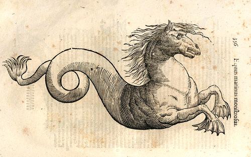 Ulisse Aldrovandi, Monstrorum historia