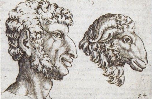 G. Porta, La Physionomie humaine, 1655