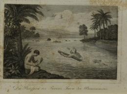 Mensageiro da província de Jaén Bracamoros. No livro Des Freiherrn Alexander von Humboldt und Aimé Bonpland Reise (…), Volume 4. Acervo da Brasiliana USP.