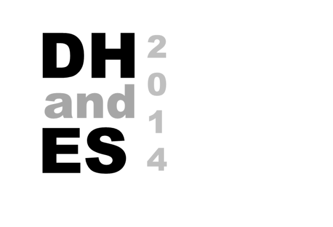 DHandES 2014 – Digital Humanities and e-Science